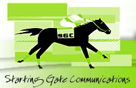 Starting Gate Communications Inc Logo