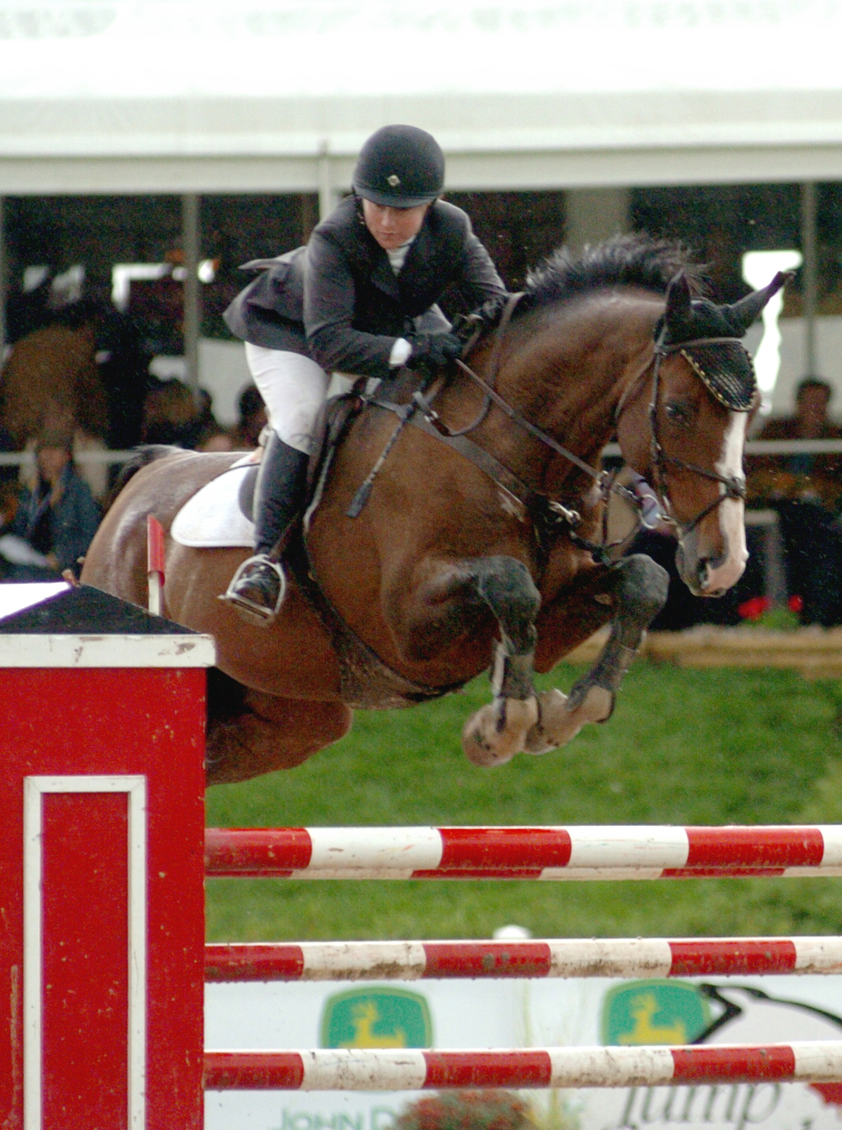 Laurie Bucci Claims Canadian Show Jumping Championship