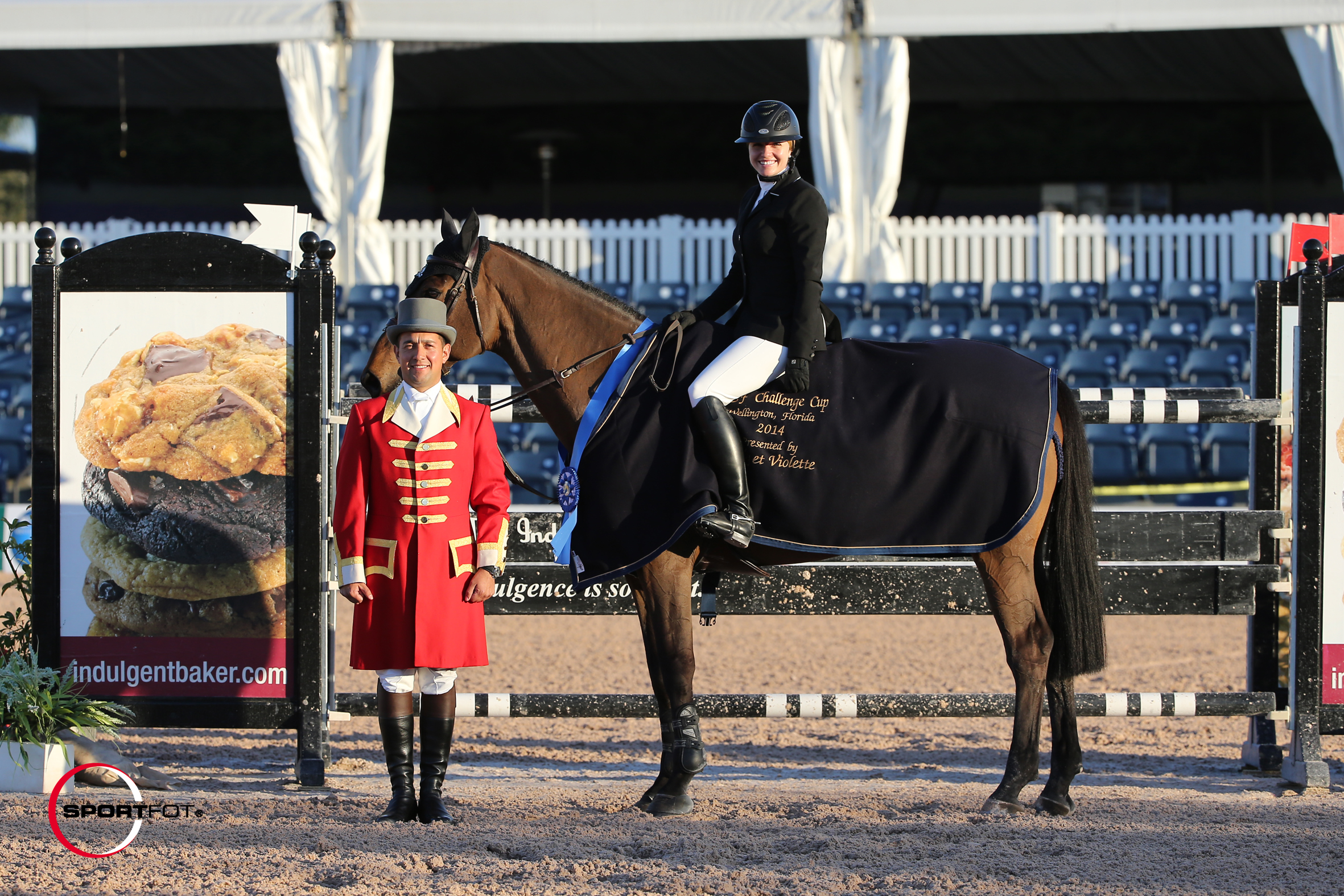 Tiffany Foster And Victor Victorious In 34 000 Wef