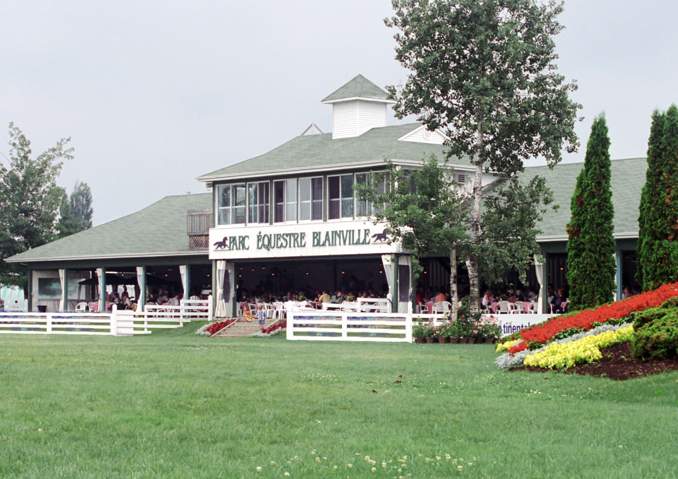 Blainville equestrian park unveils plans to upgrade venue for Club piscine quebec qc