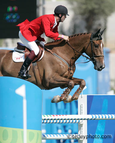Show Jumping Final at the